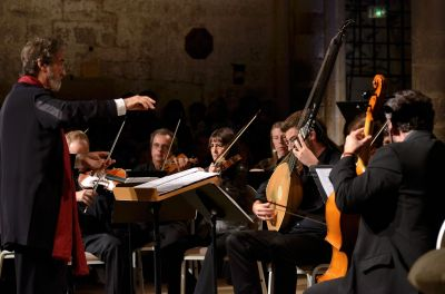 Week-end 4 : Jordi Savall - Concert des Nations © CCR Ambronay-Bertrand Pichène