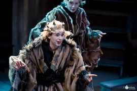 Macbeth en mode contemporain