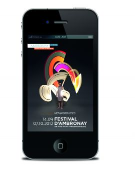 L'application iPhone du Festival est disponible !
